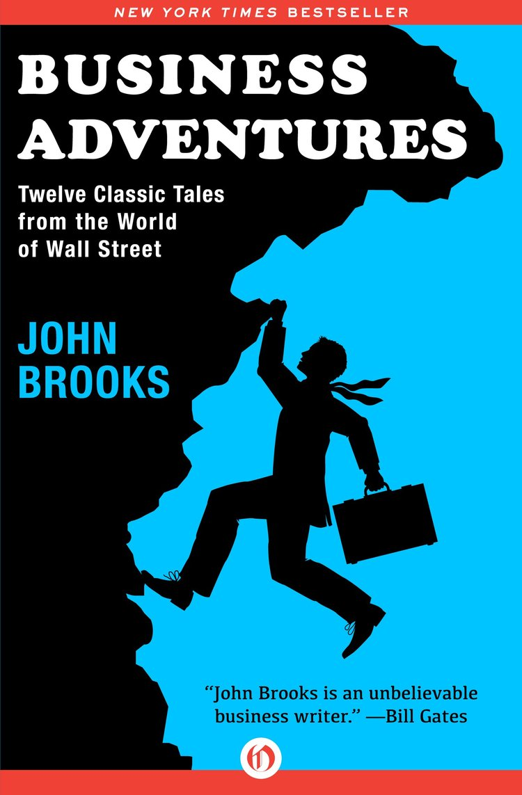 'Business Adventures' by John Brooks