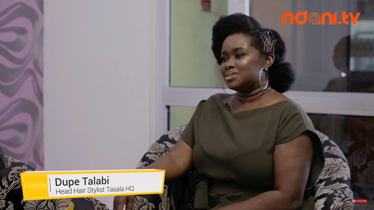 Dupe Talabi of Tasala HQ Talks Passion For Hair With Fashion Insider